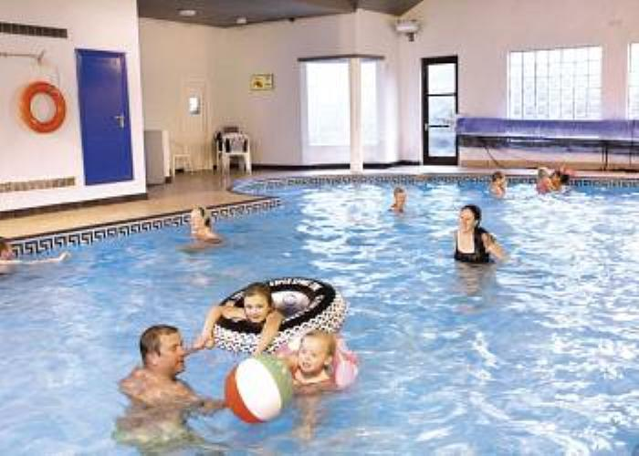 Anglesey Self Catering Holiday Complex With Indoor Heated Swimming Pool At Trearddur Bay